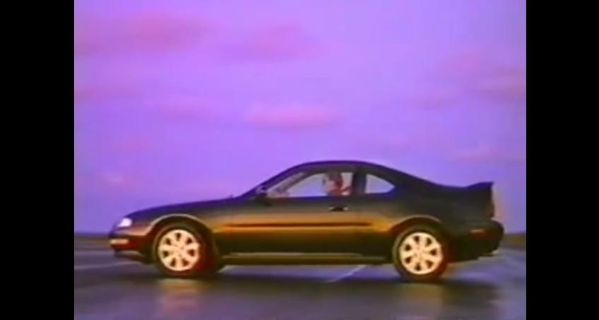 1993 HONDA PRELUDE - Slingshot - SuperBowl-Ads.com