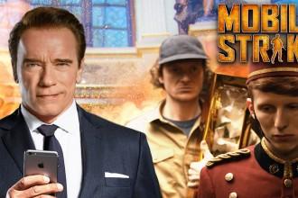 "Mobile Strike 2016 Super Bowl 50 Ad ""Arnold's Fight"""