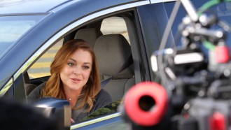 Lindsay Lohan Will Star in one of Esurance's Super Bowl Ads
