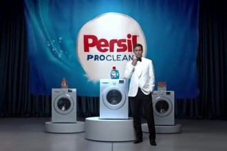"Persil ProClean 2016 Super Bowl 50 Ad ""America's #1 Rated"""